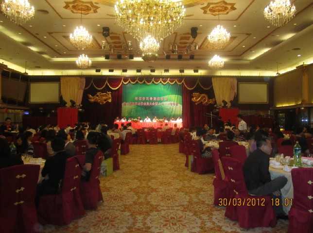 深圳市風景園林協會第三屆四次會員大會隆重召開