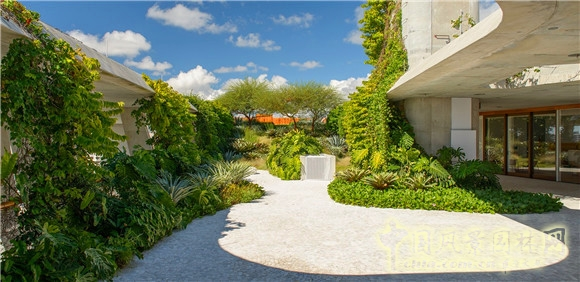 2014asla专业奖(13):美国迈阿密市空中花园景观设计图片